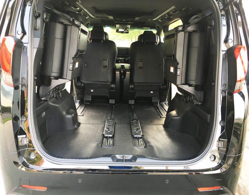 Thảm lót sàn ô tô Toyota Alphard