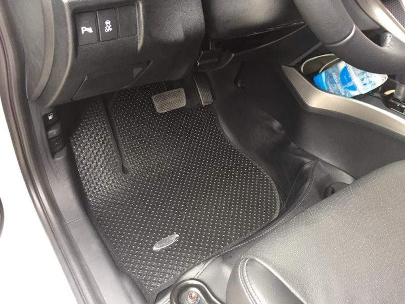 Thảm lót sàn ô tô Honda City 2017