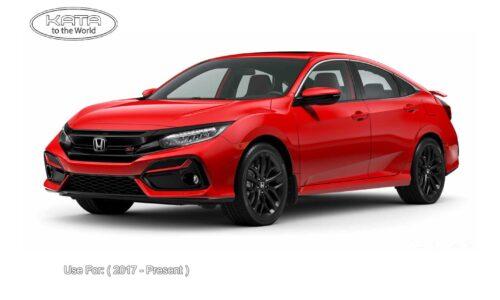 Thảm lót sàn Honda Civic 2017
