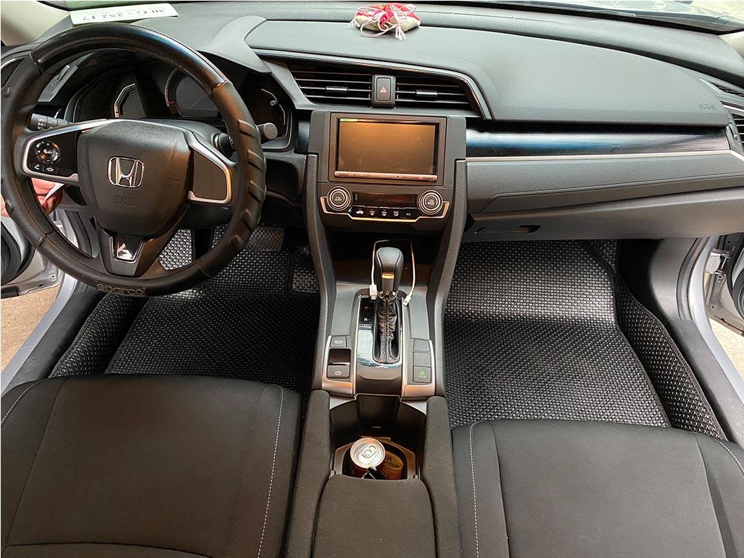Thảm lót sàn Honda Civic 2019