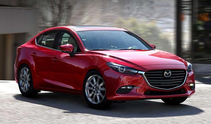 Mazda 3 AN