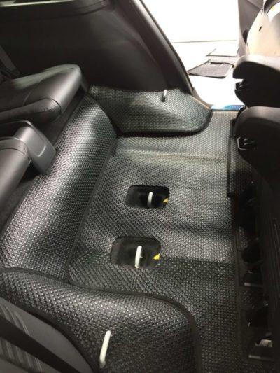 Thảm lót sàn ô tô Isuzu Mu-X 2017