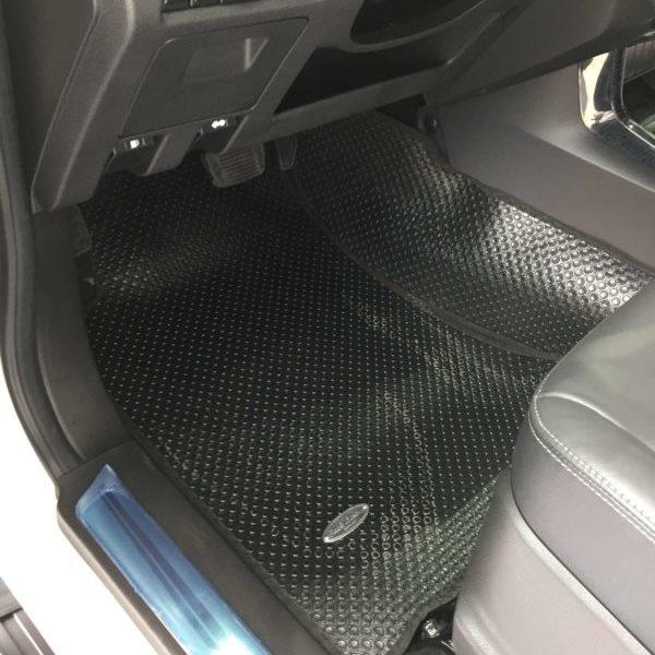 Thảm lót sàn ô tô Isuzu Mu-X 2017 - Bên Lái