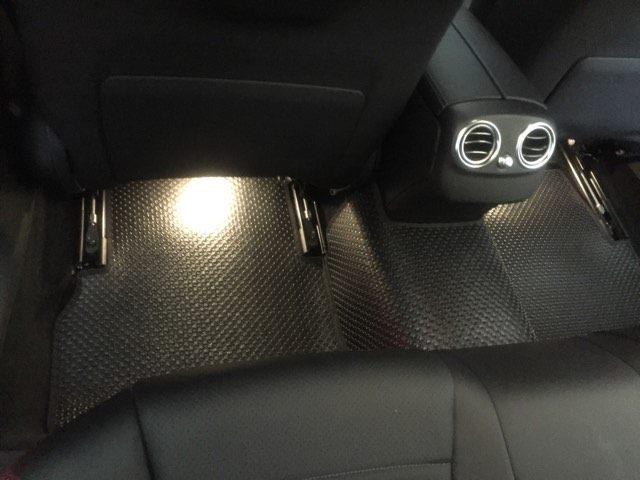 Thảm lót sàn ô tô Mercedes C Class