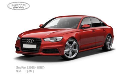Thảm lót sàn Audi A6 2019