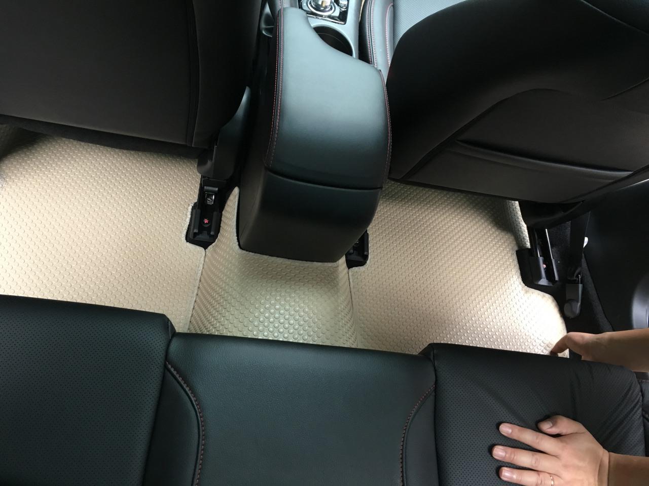 Thảm lót sàn Mazda 3 màu Beige