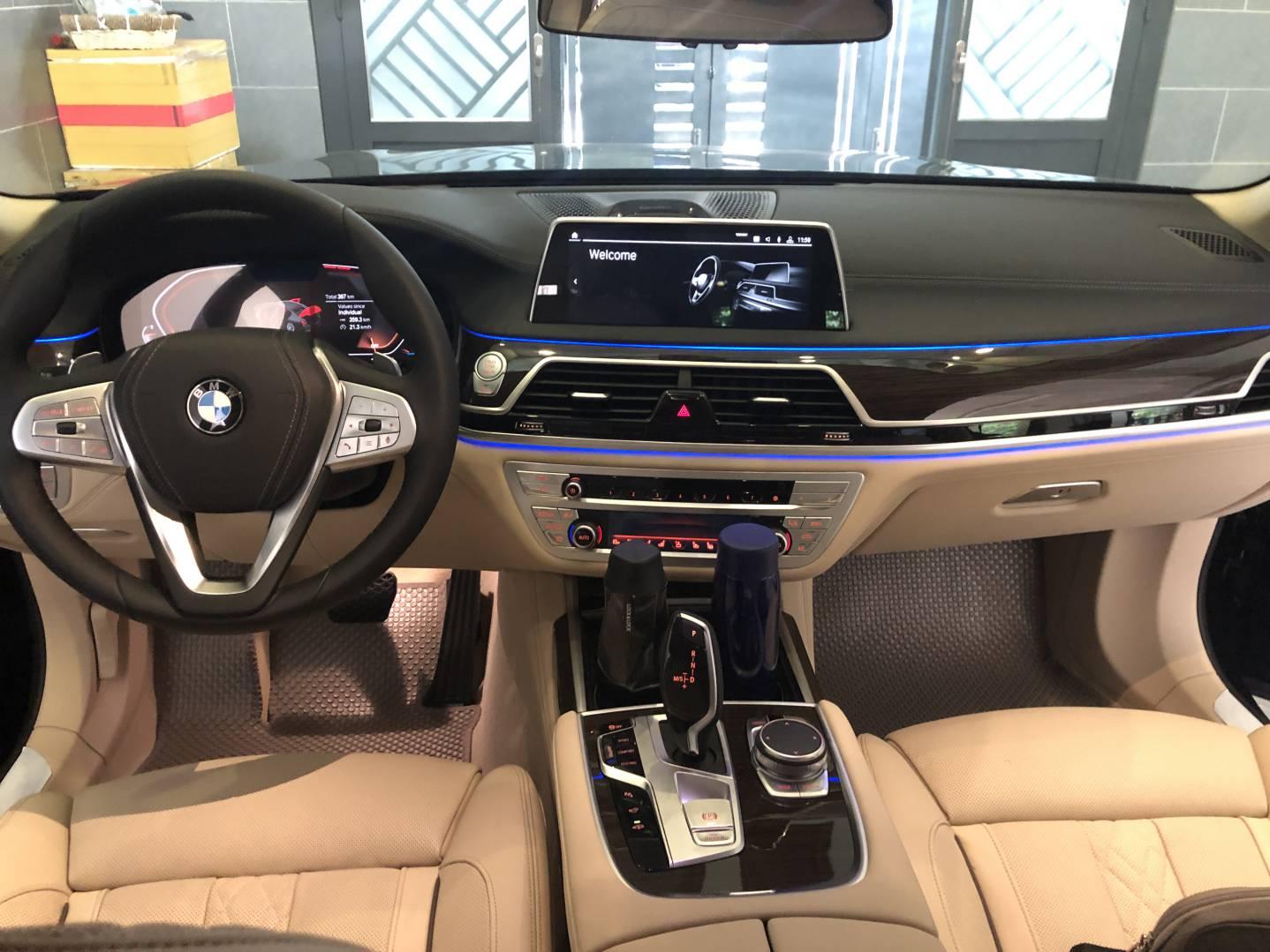 Thảm lót sàn BMW 730LI Pure Excellence