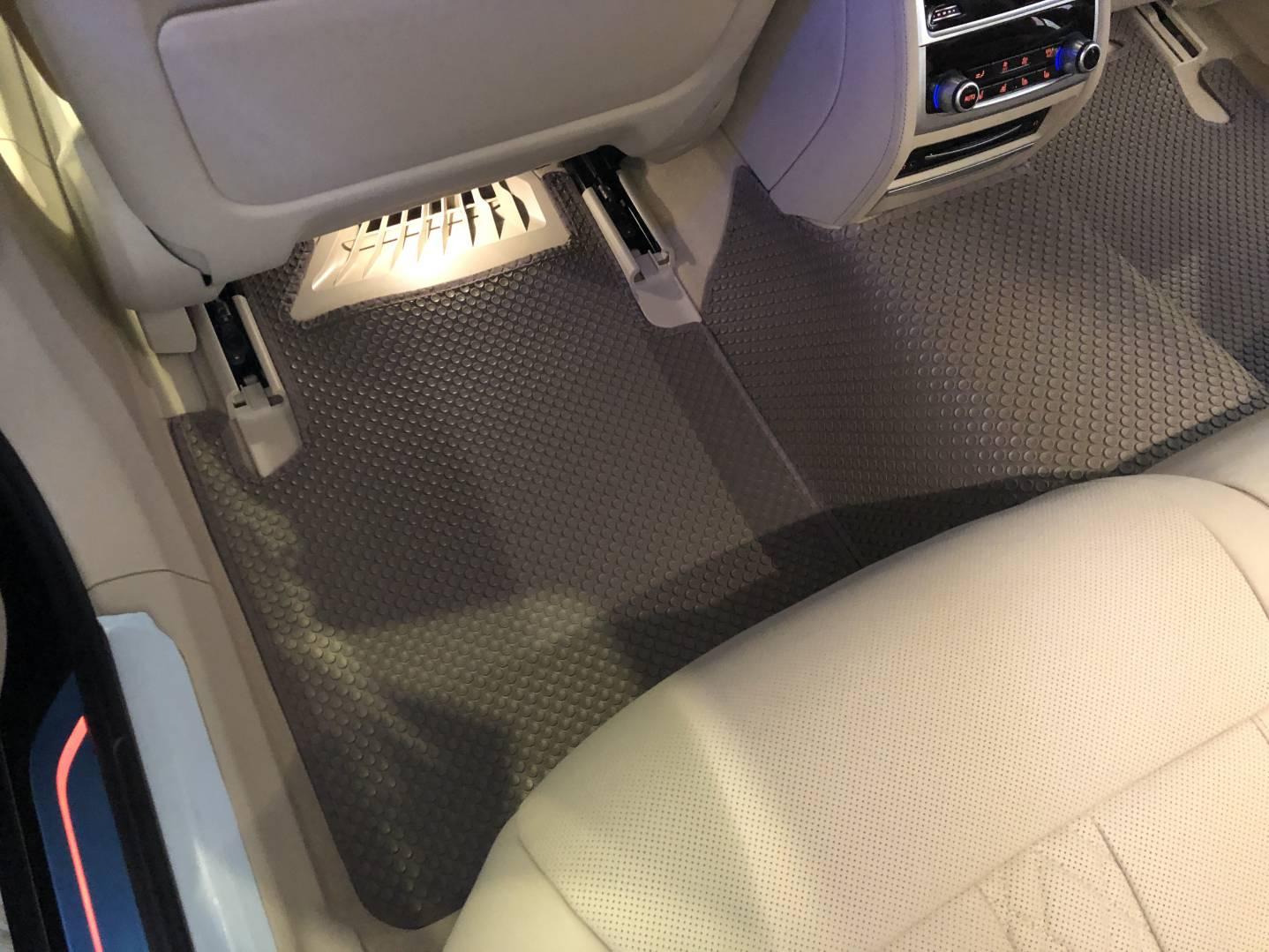 Thảm lót sàn BMW 740LI Pure Excellence 2021