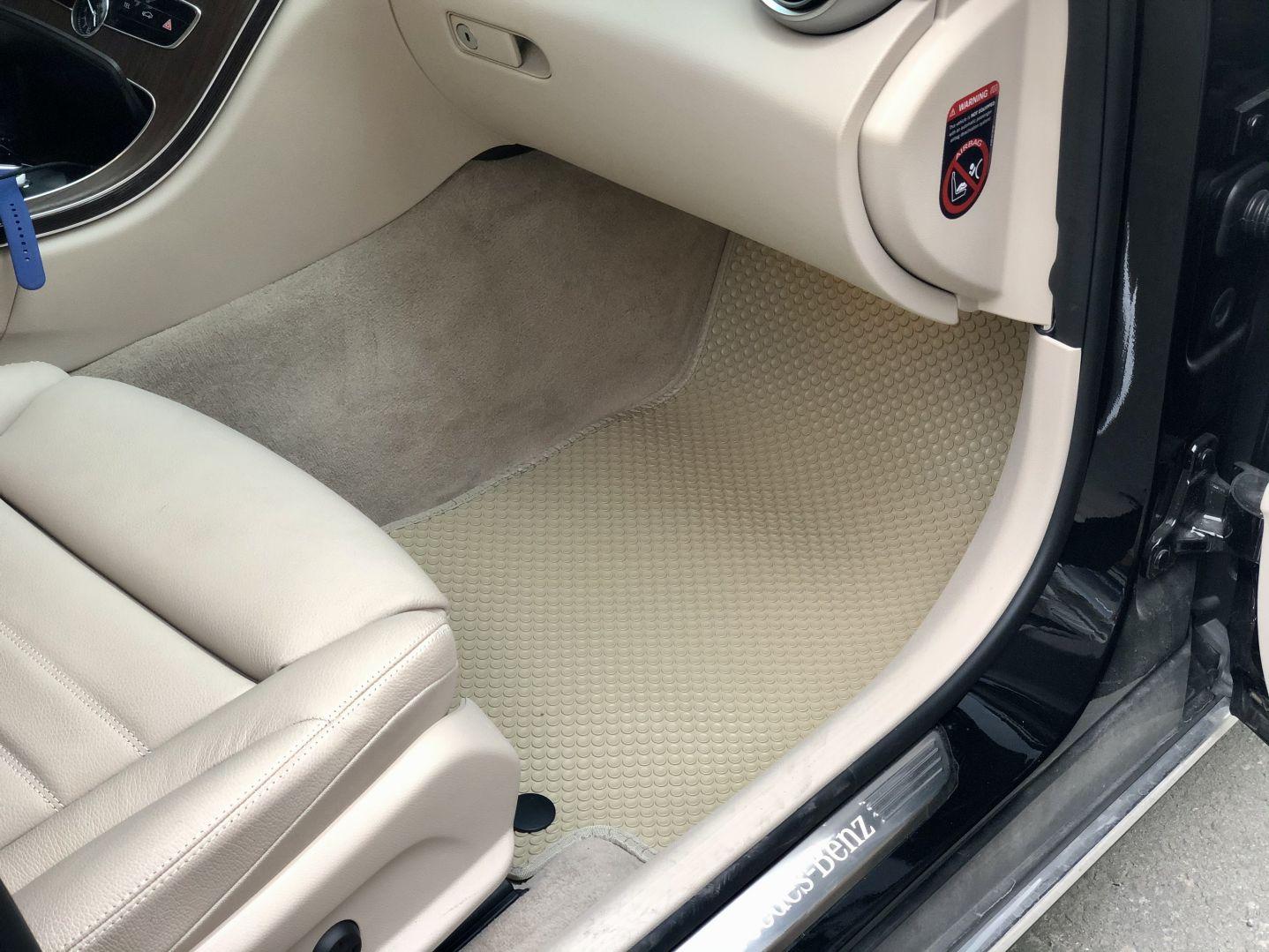 Thảm lót sàn Mercedes C300 2021