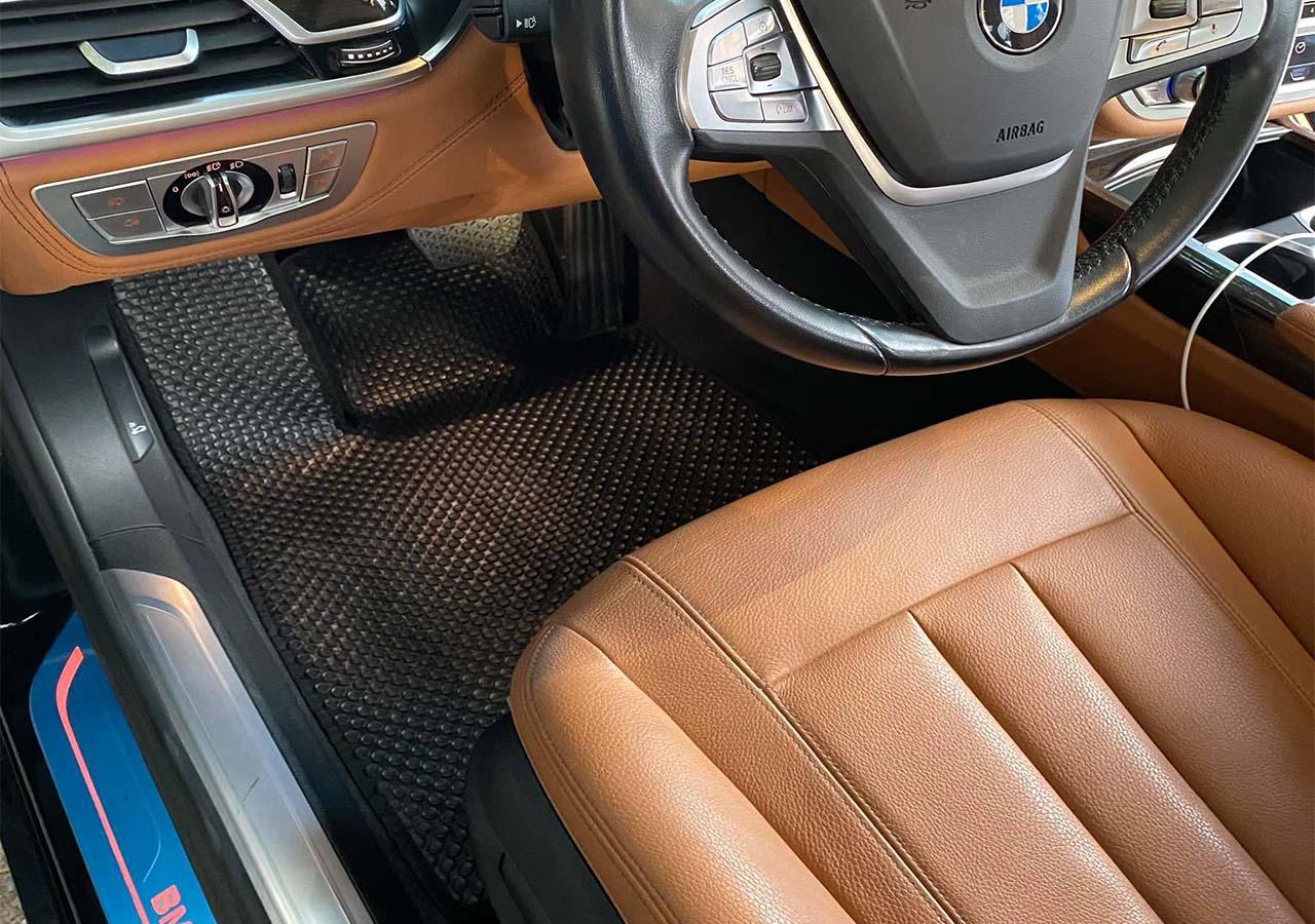 Thảm lót sàn BMW 7 Series 2017
