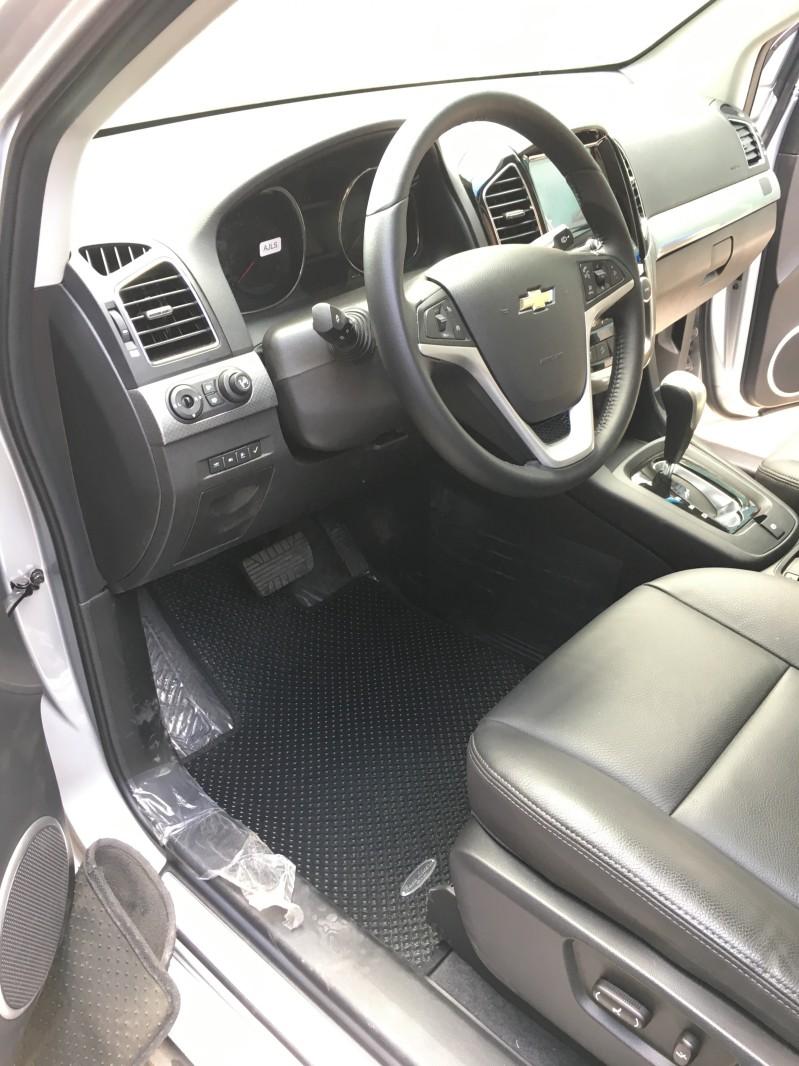 Thảm lót sàn ô tô Chevrolet Captiva