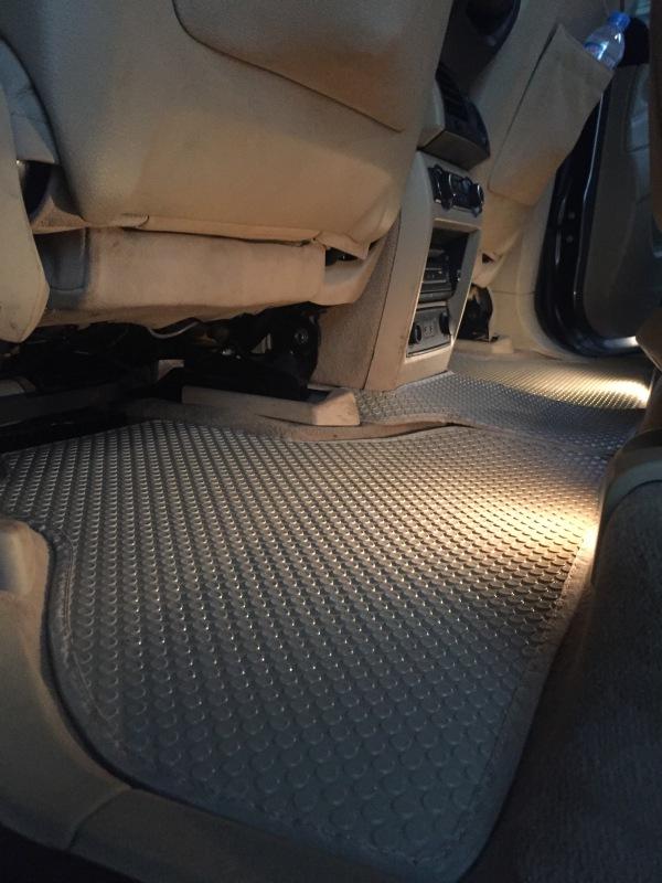 Thảm lót sàn ô tô BMW X5
