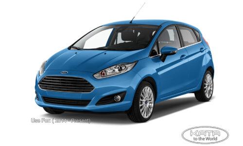 Thảm lót sàn Ford Fiesta