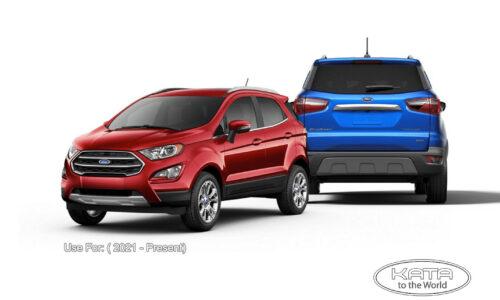 Thảm lót sàn Ford Ecosport 2021