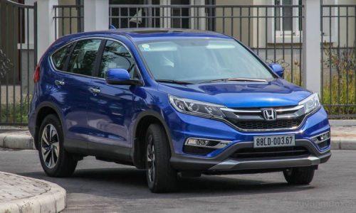 Thảm lót sàn Honda CR-V 2017