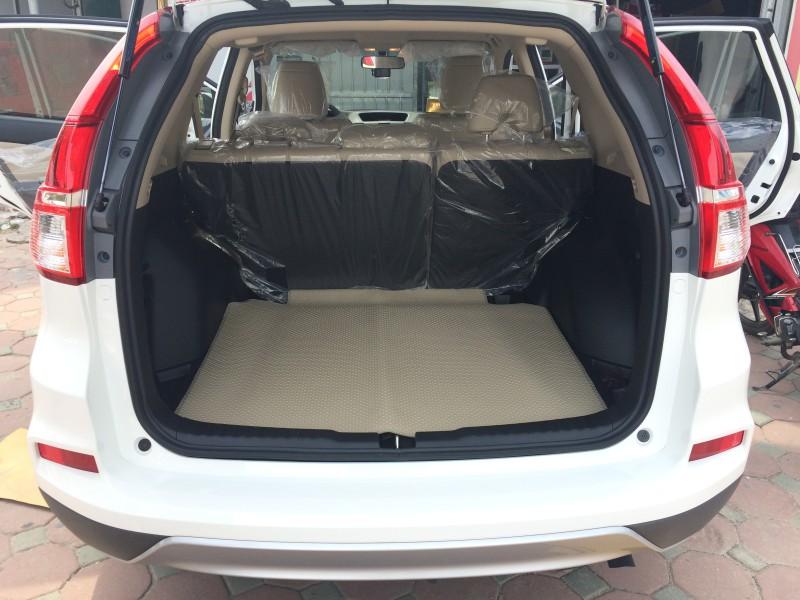 Thảm lót cốp Honda CR-V