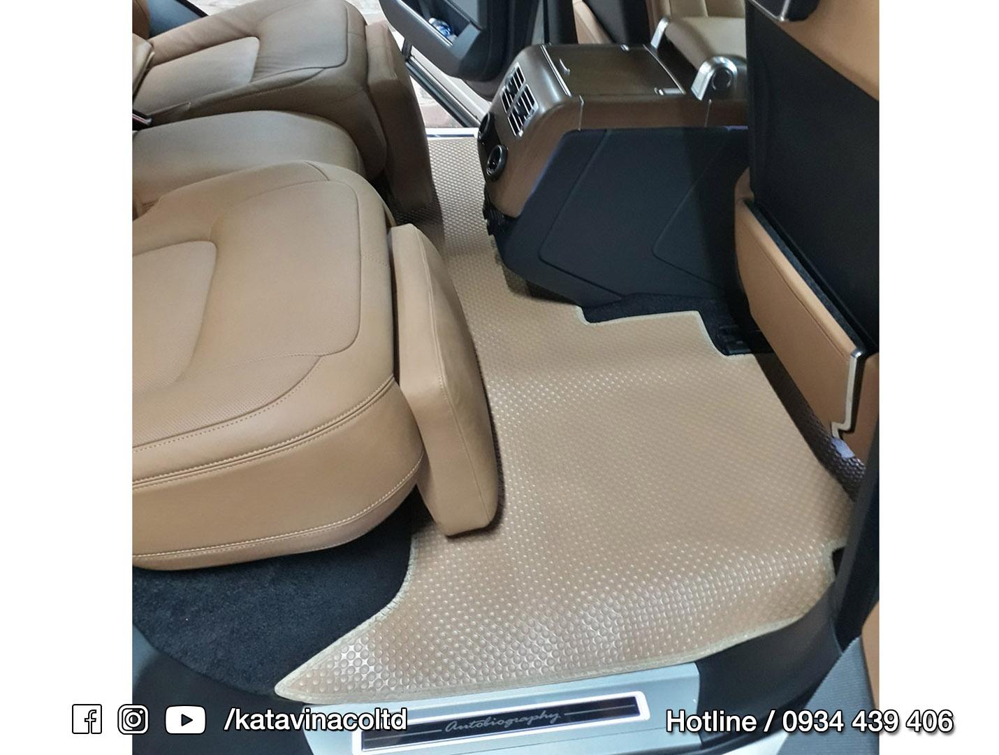 Thảm lót sàn Range Rover SVAutobiography