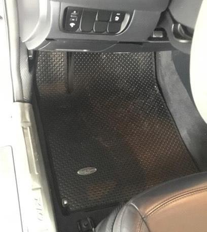Thảm lót sàn ô tô Kia Rio