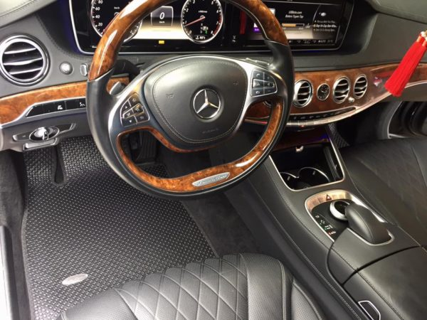 Thảm lót sàn ô tô Mercedes S Class