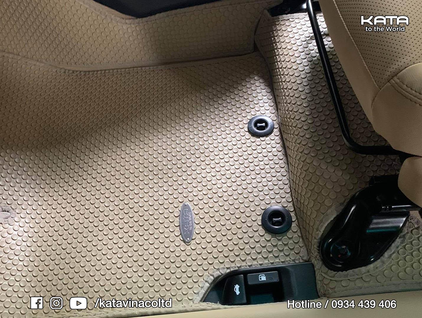 Thảm lót sàn Toyota Vios KATA