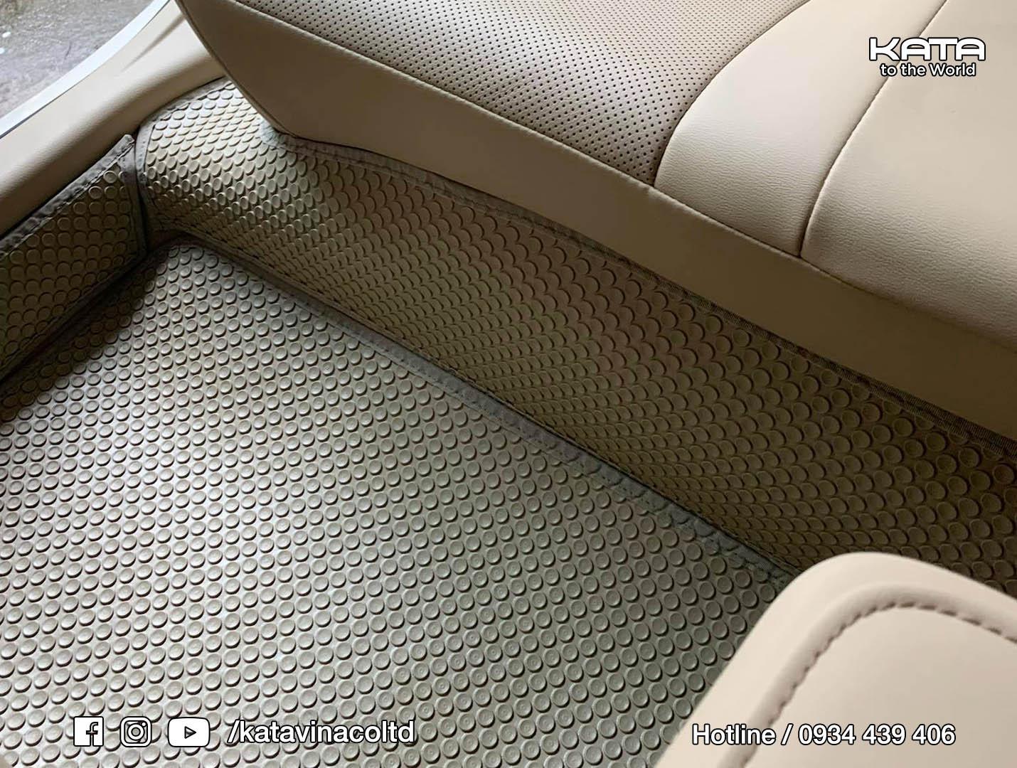 Thảm lót sàn Toyota Vios Full Option