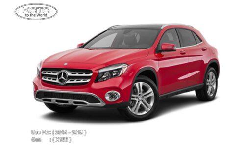 Thảm lót sàn Mercedes GLA (X156)