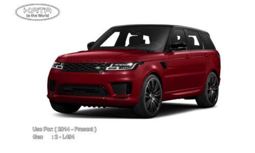 Thảm lót sàn Range Rover Sport