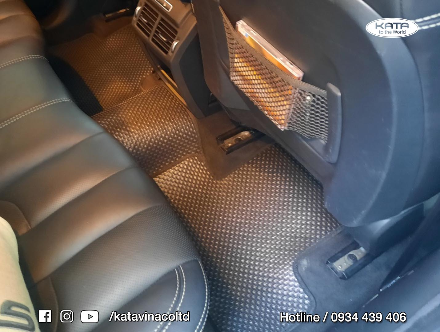 Thảm lót sàn Range Rover Evoque 2016