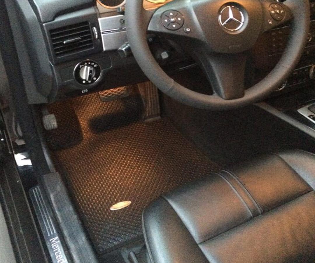 Thảm lót sàn Mercedes GLK
