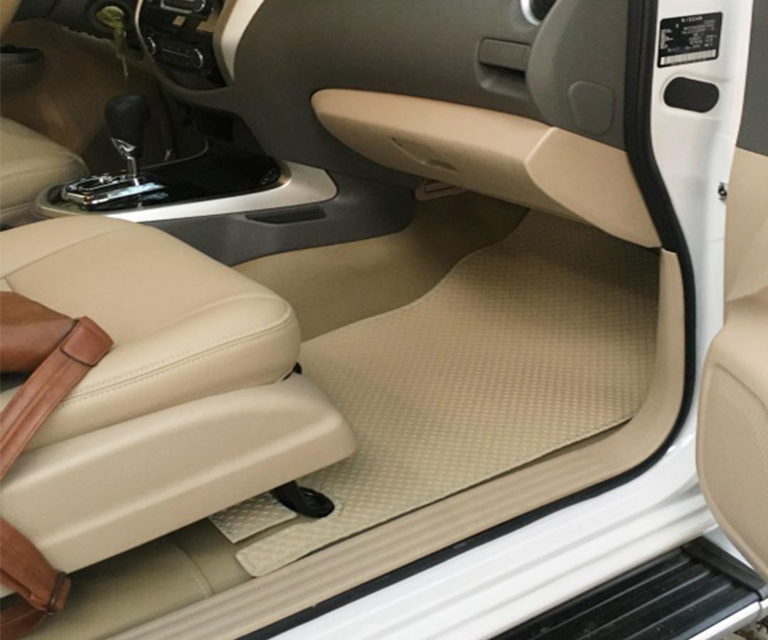 Thảm lót sàn Nissan Navara 2019
