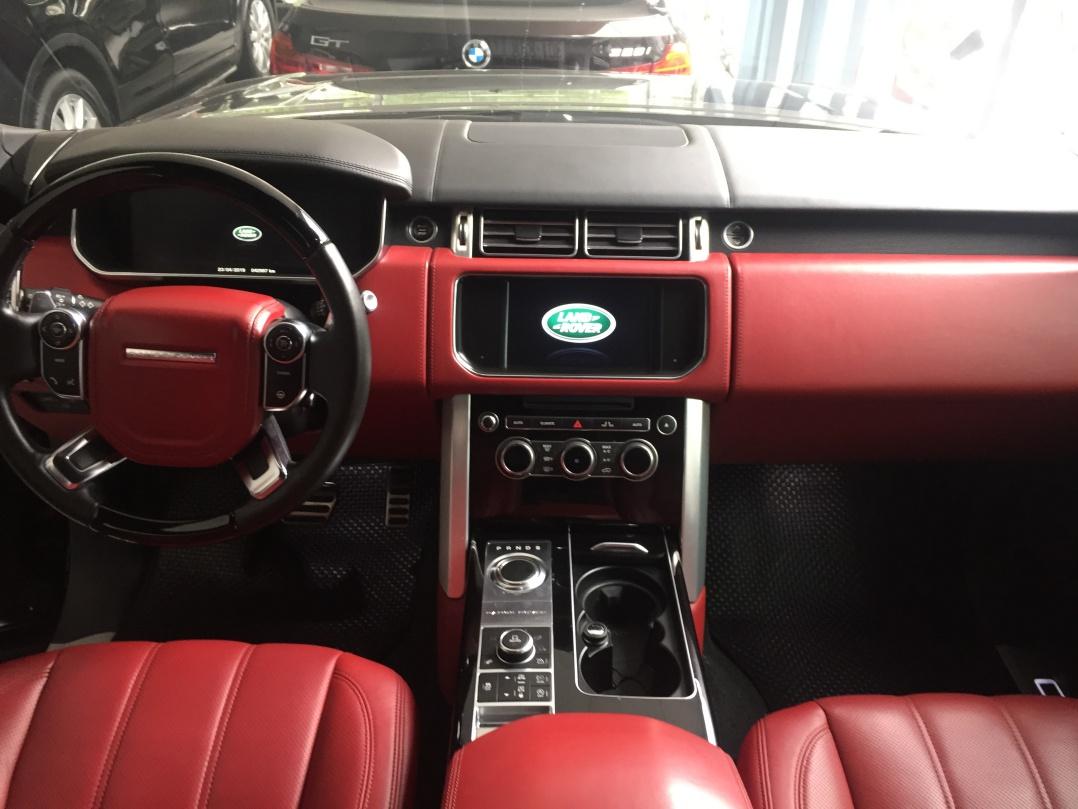 Thảm lót sàn Range Rover Autobiography Sport