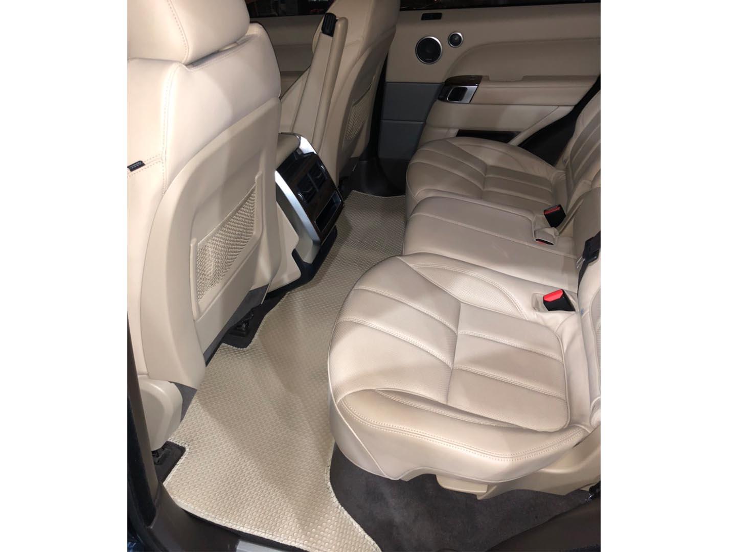 Thảm lót sàn Range Rover Sport 5 chỗ