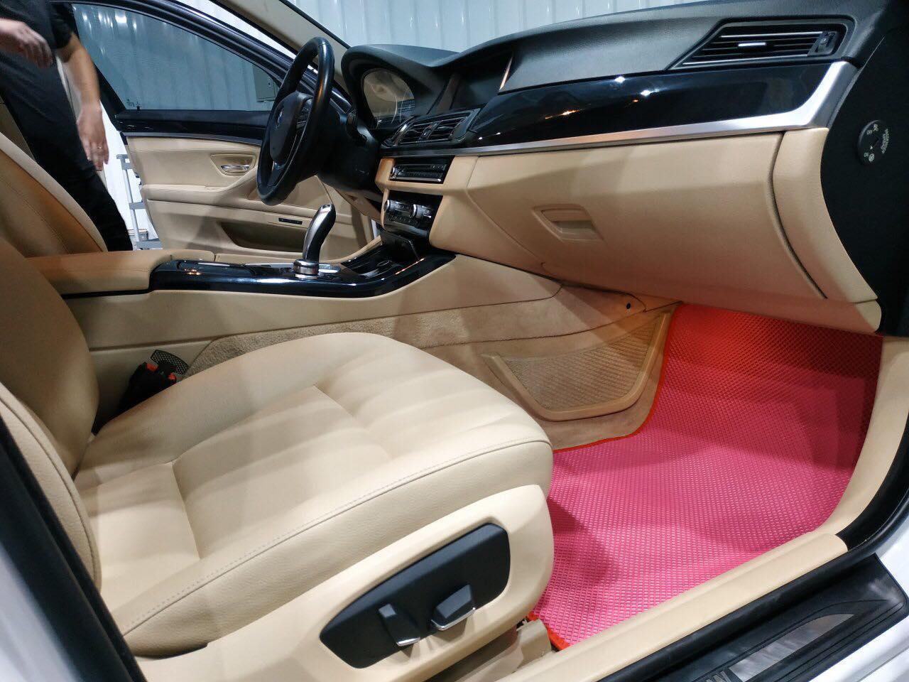 Thảm lót sàn BMW 5 Series 2015