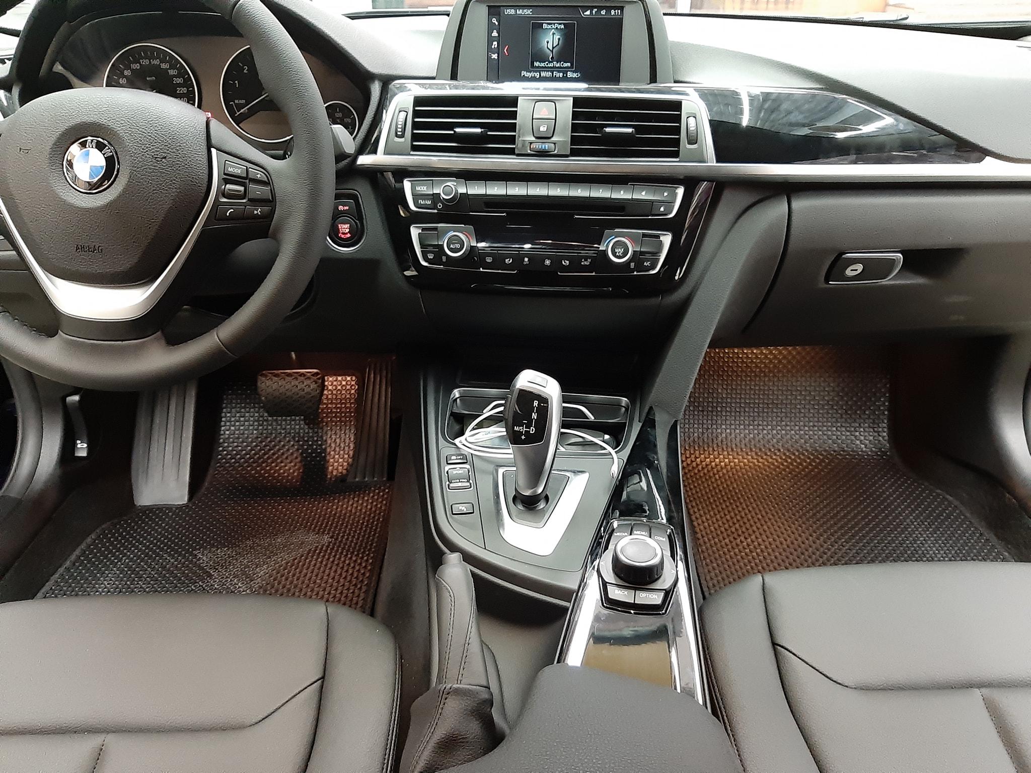 Thảm lót sàn BMW Series 3