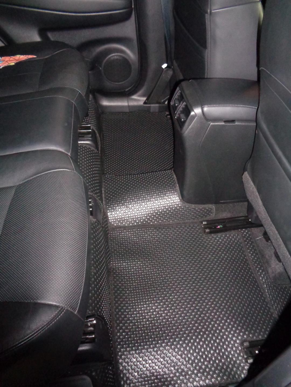 Thảm lót sàn Nissan Xtrail hàng 2