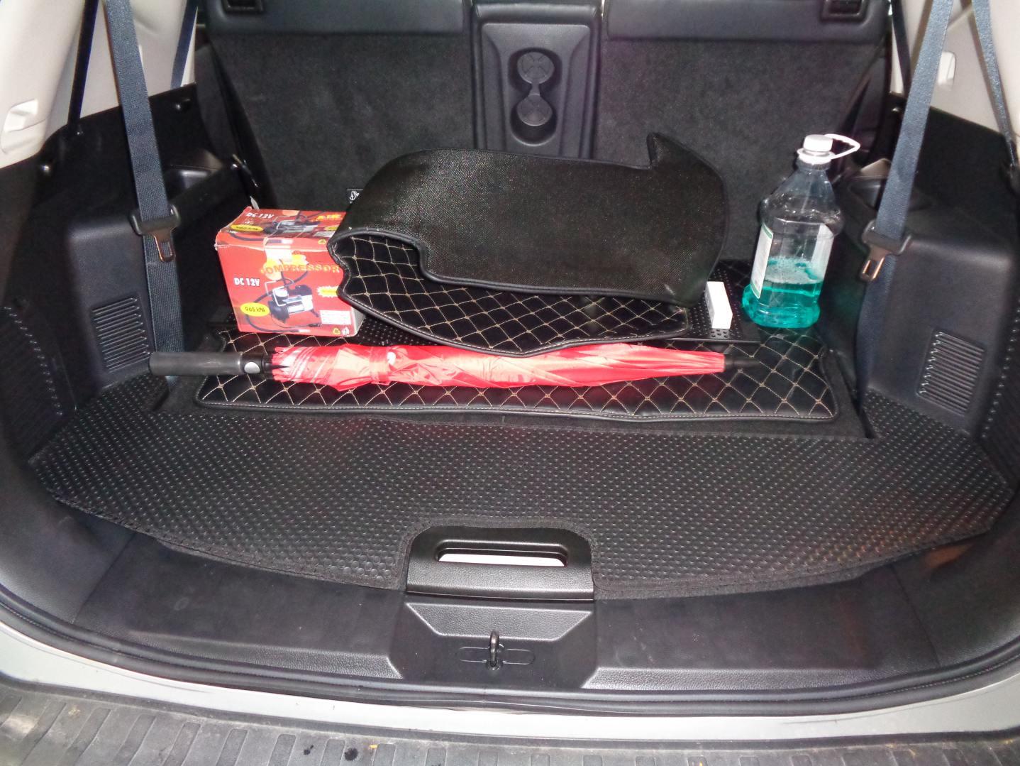Thảm lót cốp Nissan Xtrail