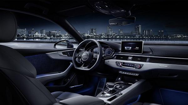Thảm lót sàn ô tô Audi A5