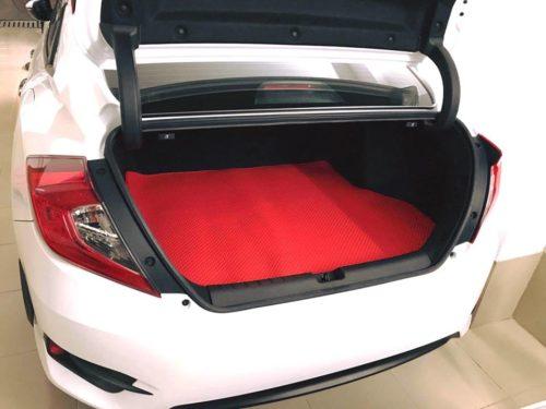 Thảm lót sàn Honda Civic 2017 - Red Version