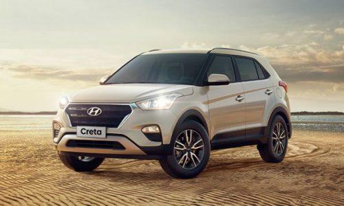 Thảm lót sàn Hyundai Creta