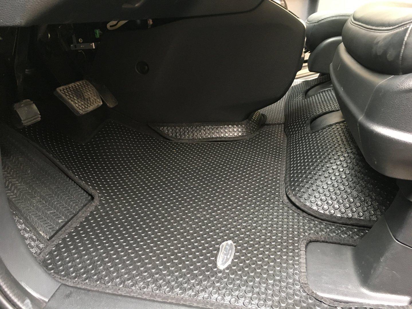 Thảm lót sàn Honda Odyssey Thái lan