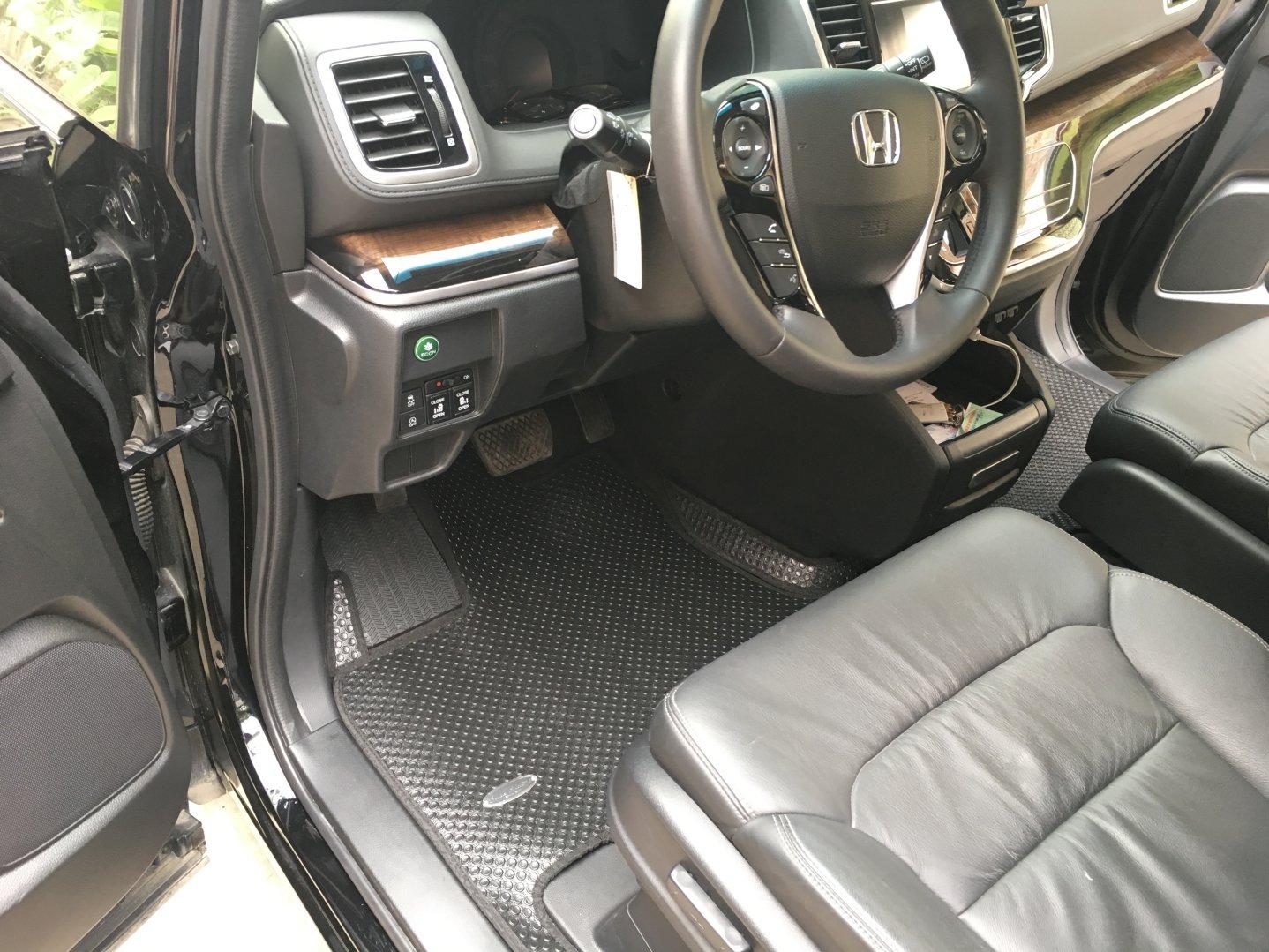 Thảm lót sàn BackLiners Honda Odyssey