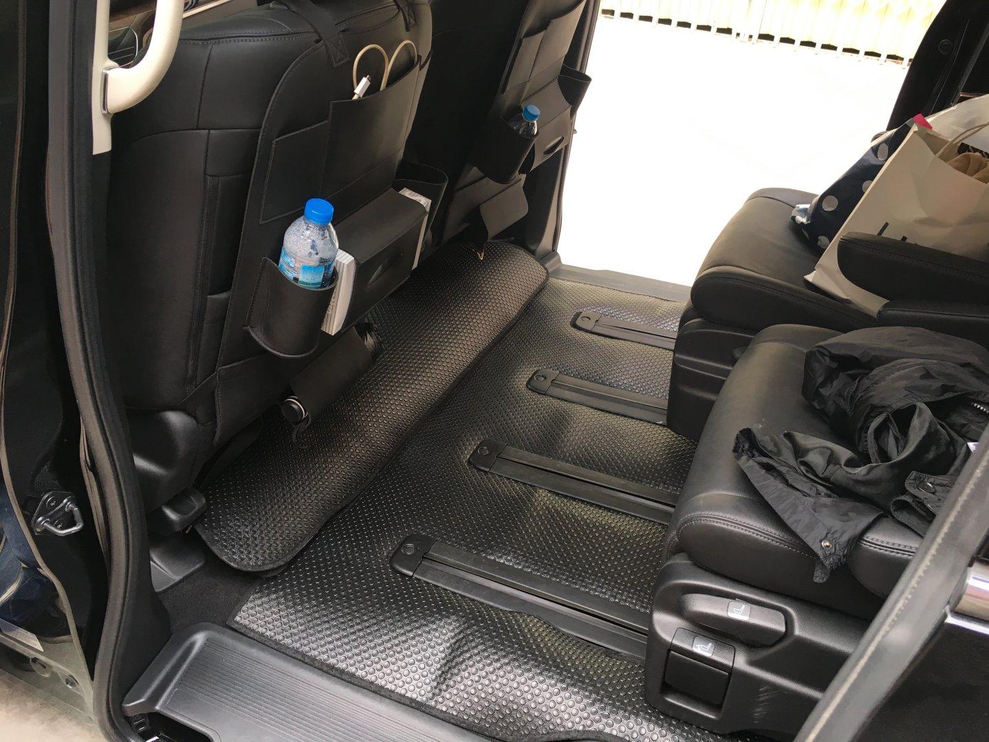 Thảm lót sàn Honda Odyssey 2017