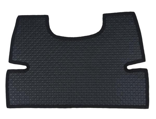 Thảm lót sàn ô tô Hyundai I10 - Hàng 2 - Miếng Giữa