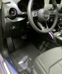 Thảm lót sàn Audi Q2 2020