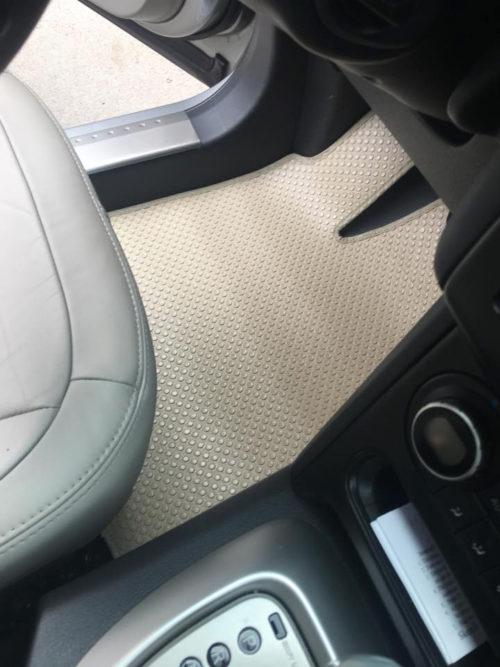 Thảm lót sàn ô tô Nissan Qashqai - Tấm Lái