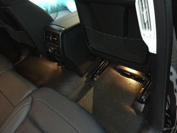 Thảm lót sàn ô tô Mercedes GLS - Hàng 2