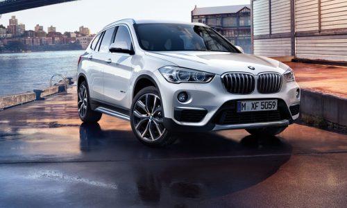 Thảm lót sàn BMW X1 2020