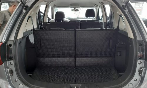 Thảm lưng ghế Mitsubishi Outlander 7 chỗ