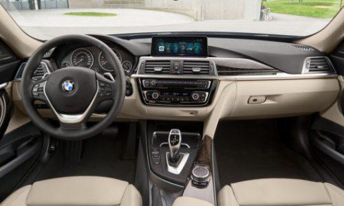 Thảm lót sàn BMW Series 3 GT