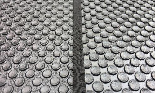 sự khác nhau giữa 2 phiên bản thảm backliners